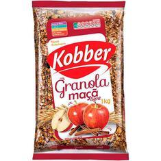 Granola Light com Maçã e Canela Kobber 1kg