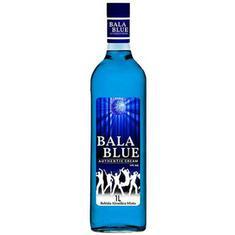 Coquetel Pinga Azul Balablue 1L