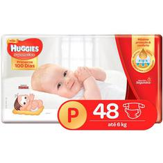 Fralda Supreme Care Mega P 48un Huggies