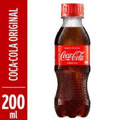 Refrigerante Coca-Cola 200ml