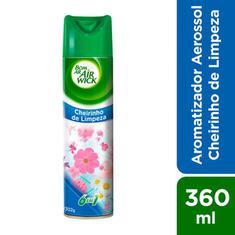 Purificador Cheiro De Limpeza Bom Ar 360ml