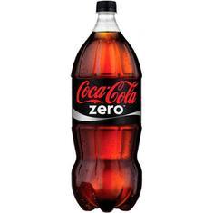 Refrigerante Coca-Cola Zero 2,5L