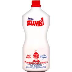 Álcool Líquido Zumbi 46 1L