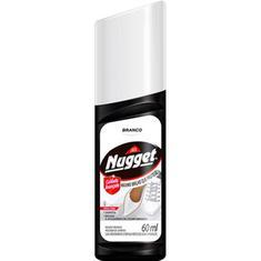 Líquido para Calçados Branco Nugget 60ml