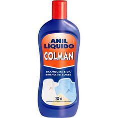 Anil Líquido Colman 200ml