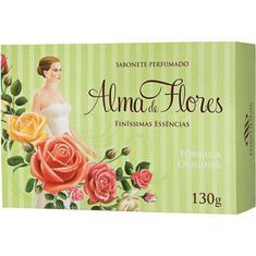 Sabonete Original Alma de Flores 130g