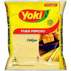 Fubá Mimoso Yoki 5kg