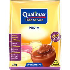 Pó para Pudim Chocolate com Leite Qualimax 1kg