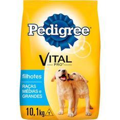 Alimento para Cães Filhotes Pedigree Junior 10,1kg