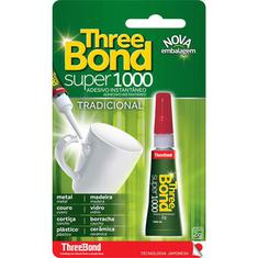 Cola Super 1000 Three Bond 2g