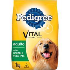 Ração para Cães Carne e Vegetais Pedigree 1kg