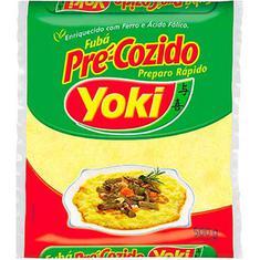 Fubá Pré-Cozido Yoki 500g