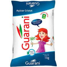 Açúcar Cristal Guaraní 1kg