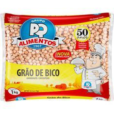 Grão de Bico Graúdo PQ 1kg