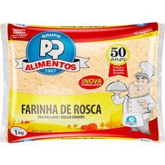 Farinha de Rosca PQ 1kg
