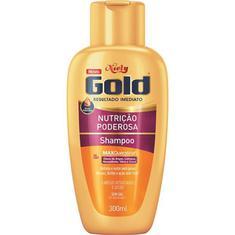 Shampoo Nutrição Poderosa Niely Gold 300ml