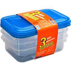 Caixa Plástica Pleion 1,3L 3 Peças