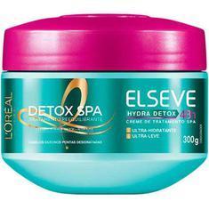 Creme de Tratamento Hydra Detox Elseve 300g