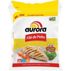 Filé de Peito de Frango IQF Aurora 3kg