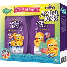 Shampoo 2 em 1Tutti-Frutti Acqua Kids 250ml