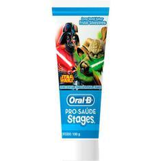 Creme Dental Stages Star Wars Oral B 100g
