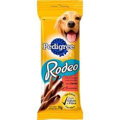 Petisco para Cães Rodeo sabor Carne Pedigree 70g