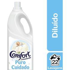 Amaciante Puro Cuidado Comfort 2L