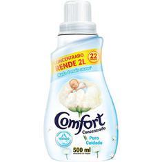 Amaciante Puro Cuidado Comfort 500ml