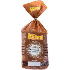 Pão de Forma Castanha do Pará e Quinoa Kim 400g