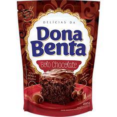 Mistura para Bolo Sabor Chocolate Dona Benta 450g