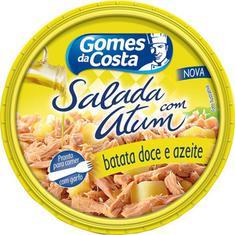 Salada com Atum Batata Doce e Azeite Gomes Costa 150g
