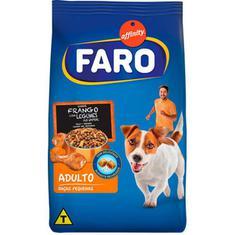 Alimento para Cães Pequenos sabor Frango Legumes Nuggets Faro 1kg