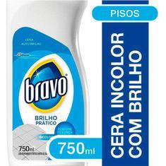 Cera Classic Incolor Bravo 750ml