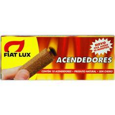 Acendedor para Churrasqueira Fiat Lux 10un.