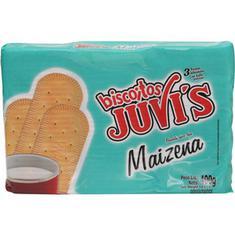 Biscoito de Maisena Juvis 400g