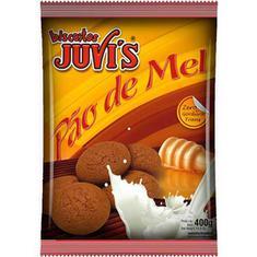 Pão de Mel Juvis 400g