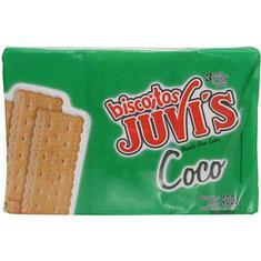 Biscoito de Coco Juvis 400g