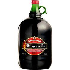 Vinho Tinto Suave Sangue de Boi 4L