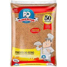 Pimenta do Reino em Pó PQ 1kg