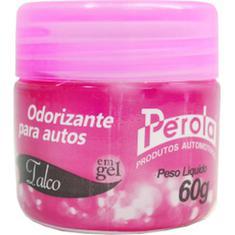 Odorizante Gel Talco Pérola 60g