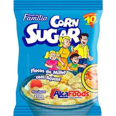Cereal Corn Sugar Alca Foods 270g