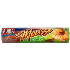Biscoito Recheado Mousse de Limão Adria 150g