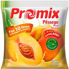 Refresco em Pó Sabor Pêssego Promix 300g