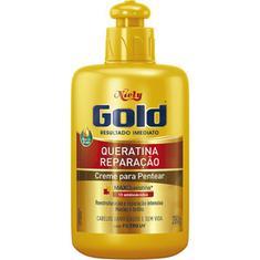 Creme para Pentear Queratina Niely Gold 280g