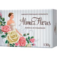 Sabonete Alma de Flores Champanhe 130g