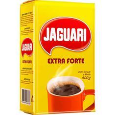 Café Extra Forte a Vácuo Jaguari 500g