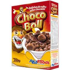 Cereal Choco Boll Alca Foods 200g