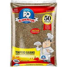 Tempero Baiano PQ 500g