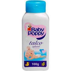Talco Infantil Opus Baby Poppy 100g
