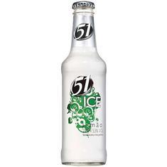 Coquetel Ice Sabor Limão 51 275ml